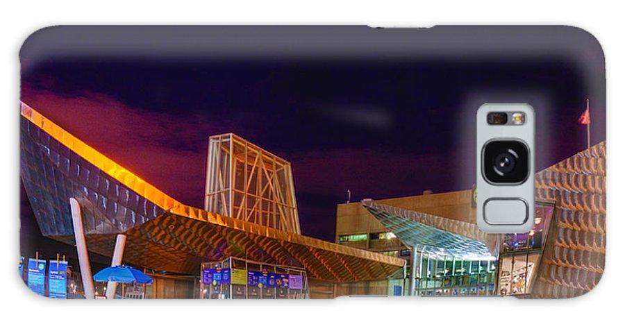 Boston Galaxy S8 Case featuring the photograph Boston Aquarium 923 by Jeff Stallard