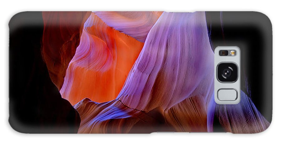 Canyon Galaxy Case featuring the photograph Bottled Light by Mike Dawson