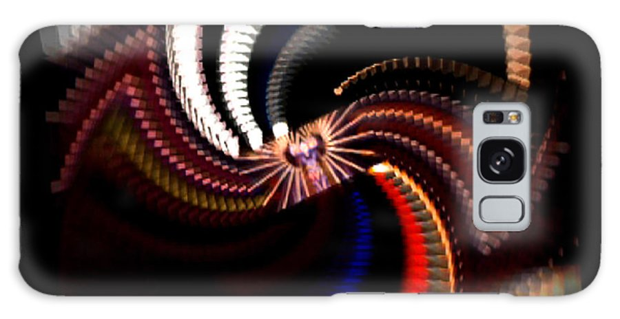 Chaos Galaxy S8 Case featuring the photograph Bow Tie by Charles Stuart