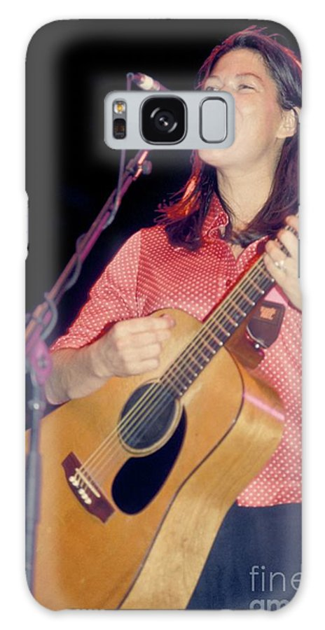 Kimberly Ann Deal Galaxy S8 Case featuring the photograph Breeders Kimberly Ann Deal by Concert Photos