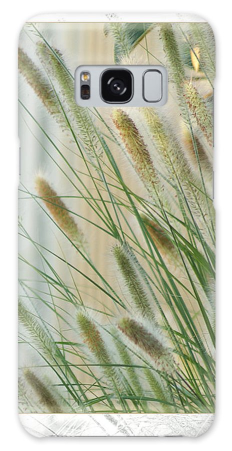 Floral Galaxy S8 Case featuring the photograph Breeze by Holly Kempe