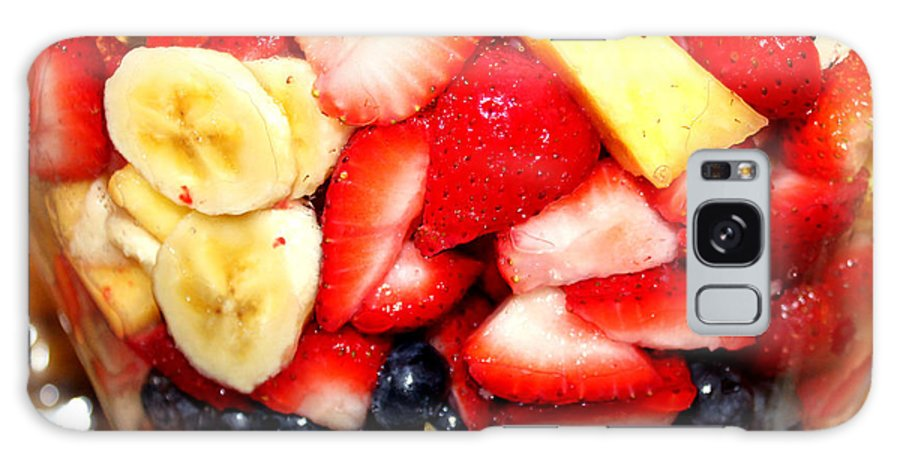 Fruit Galaxy S8 Case featuring the photograph Bright Brunch by Marley Hornewer