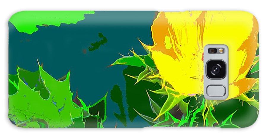 Galaxy S8 Case featuring the photograph Brimstone Yellow by Ian MacDonald