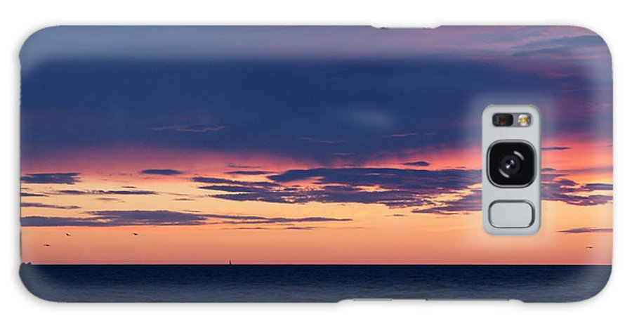 Straits Galaxy S8 Case featuring the photograph Bring Me The Sunset by Linda Shafer