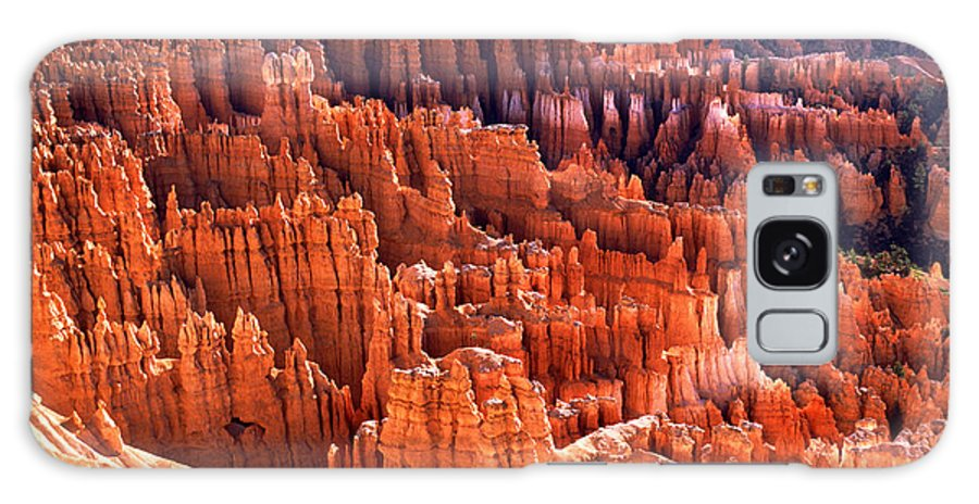 Bryce Canyon Galaxy Case featuring the photograph Bryce Canyon by Amanda Kiplinger