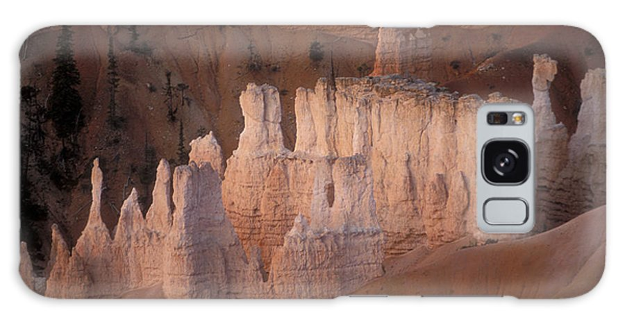 Bryce Canyon Galaxy S8 Case featuring the photograph Bryce Canyon Hoodoos by Sandra Bronstein