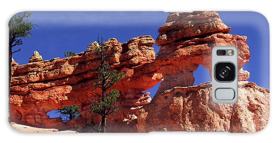 Red Rock Formations Galaxy S8 Case featuring the photograph Bryce Canyon National Park by Sally Weigand