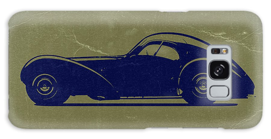 Bugatti 57 S Atlantic Galaxy S8 Case featuring the photograph Bugatti 57 S Atlantic by Naxart Studio