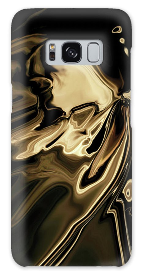 Butterfly Galaxy S8 Case featuring the digital art Butterfly 2 by Rabi Khan