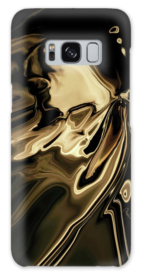 Butterfly Galaxy S8 Case featuring the digital art Butterfly 2 by Rabi Khan