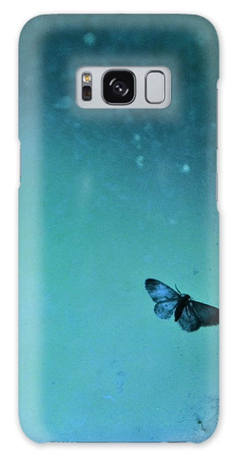 Gypsy Moth Galaxy S8 Case featuring the photograph Butterfly II by Valerie Rosen