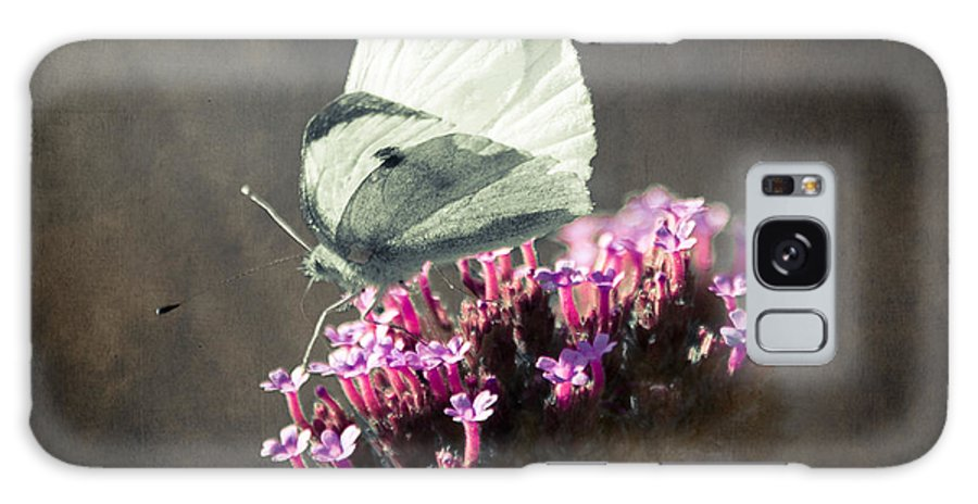 Loriental Galaxy S8 Case featuring the photograph Butterfly Spirit #02 by Loriental Photography