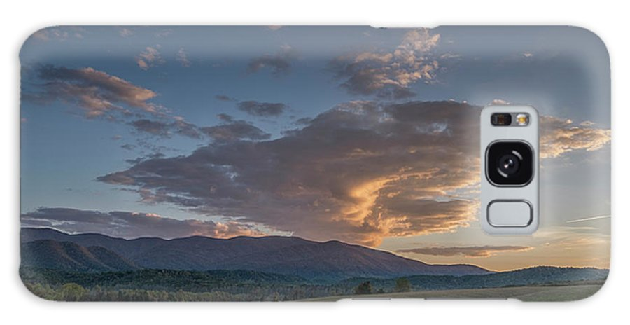 Landscape Galaxy S8 Case featuring the photograph Cades Cove - Great Smoky Mountains National Park by Jim Pearson