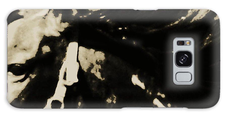 Mustang Galaxy S8 Case featuring the photograph Caeser's Assassin by Hannah Breidenbach