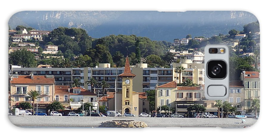 Galaxy S8 Case featuring the photograph Cagnes Sur Mer by Andres Chauffour