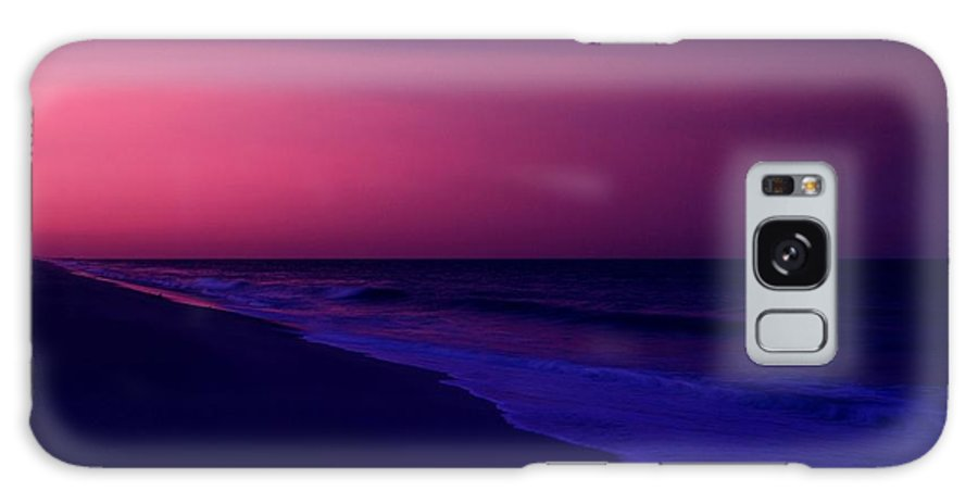 Jersey Shore Galaxy S8 Case featuring the photograph Calming Conclusion - Jersey Shore by Angie Tirado