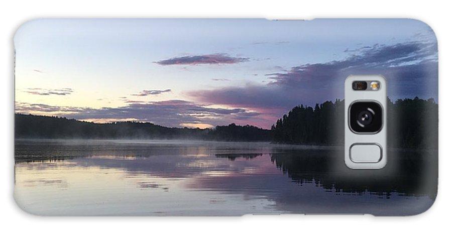 Landscape Galaxy S8 Case featuring the photograph Canadian Sunrise by Vincent Davis
