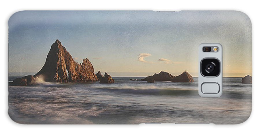 Martins Beach Galaxy S8 Case featuring the photograph Can't Take My Mind Off Of You by Laurie Search