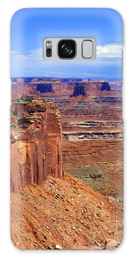 Canyonlands National Park Galaxy S8 Case featuring the photograph Canyonlands 4 by Marty Koch
