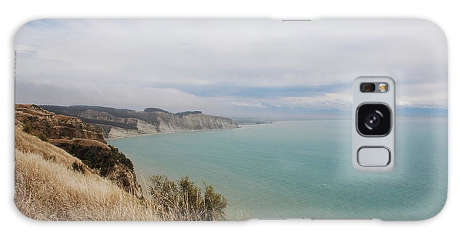 Golf Galaxy S8 Case featuring the photograph Cape Kidnappers Golf Course New Zealand by Jan Daniels
