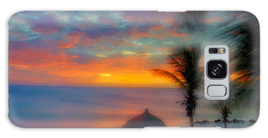 Sunset Galaxy S8 Case featuring the photograph Caribbean Dreams by Stephen Anderson