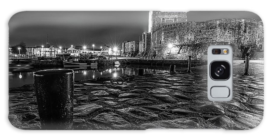 Carrickfergus Galaxy S8 Case featuring the photograph Carrickfergus Castle 7 by Nigel R Bell