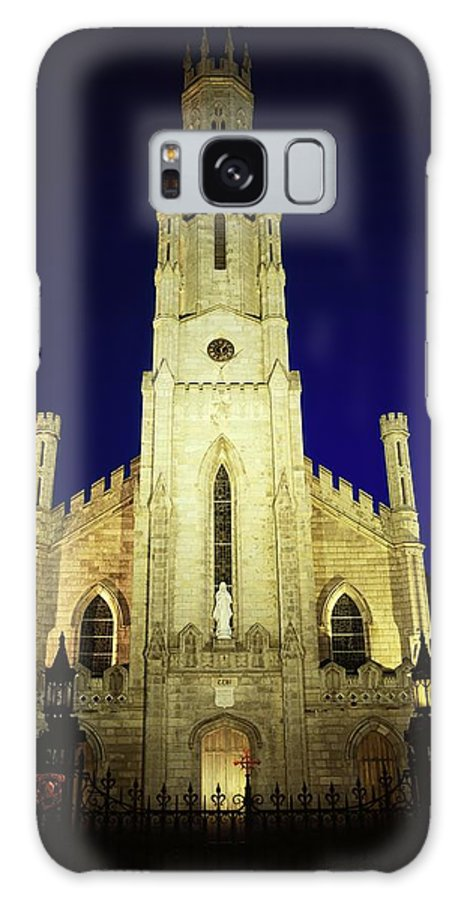 Architecture Galaxy S8 Case featuring the photograph Cathedral Of The Assumption, Carlow, Co by The Irish Image Collection