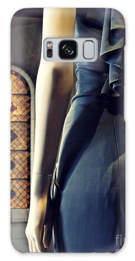 Mannequin Galaxy S8 Case featuring the photograph Catholic Imagination Fashion Show 5  by Sarah Loft