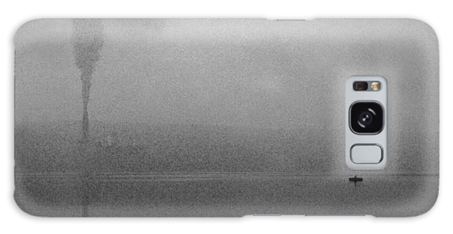 Solitude Galaxy S8 Case featuring the photograph Cayuga Solitude by Jean Macaluso