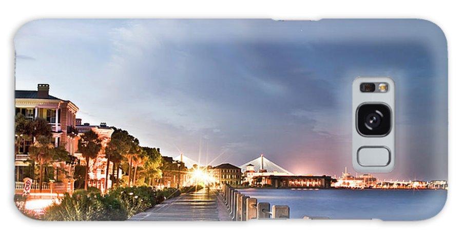 Charleston Battery Galaxy S8 Case featuring the photograph Charleston Battery Photography by Dustin K Ryan