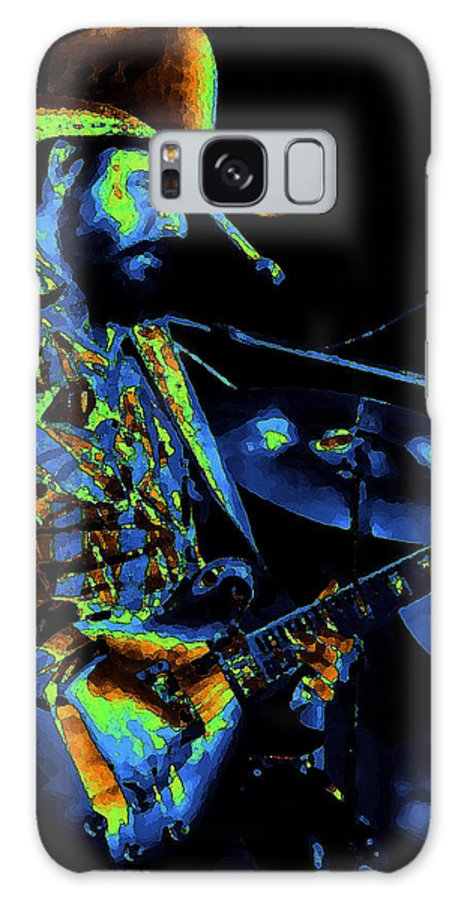 Marshall Tucker Band Galaxy S8 Case featuring the photograph Chicken Pickin' by Ben Upham