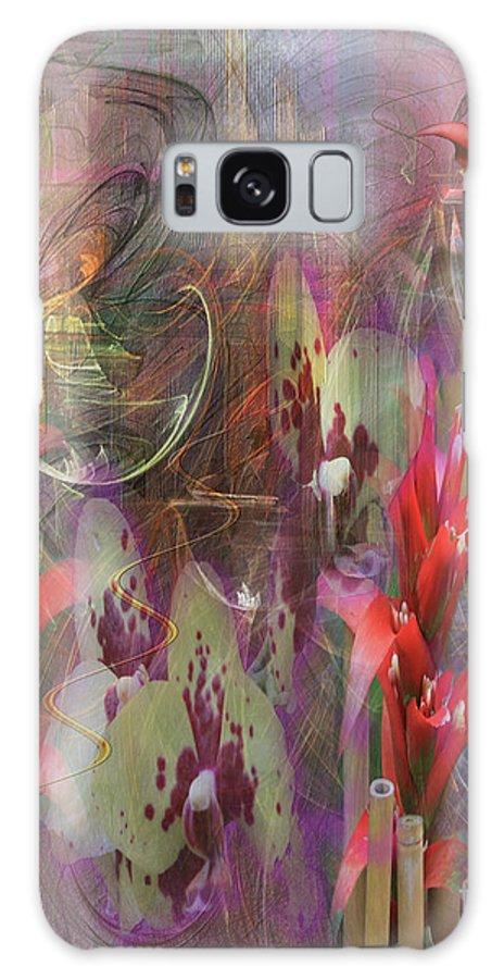 Chosen Ones Galaxy S8 Case featuring the digital art Chosen Ones by John Beck