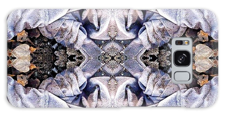 Abstract Galaxy Case featuring the digital art Church Clothing by Ron Bissett