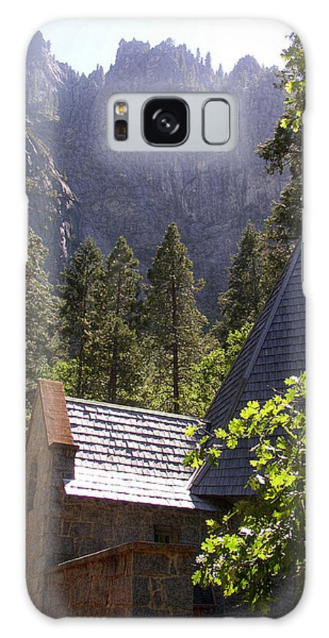 Mountain Landscape Galaxy S8 Case featuring the photograph Church In The Wilderness-yosemite by Glenn McCarthy Art and Photography
