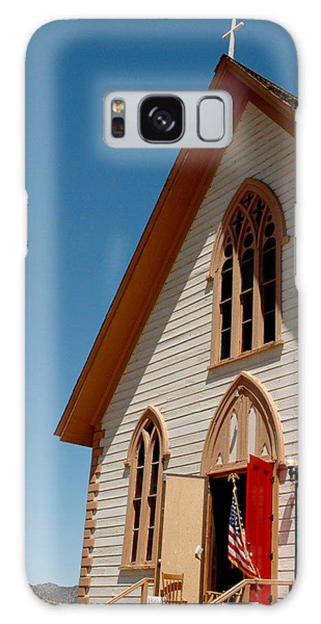 Usa Galaxy S8 Case featuring the photograph Church Prayers St Pauls by LeeAnn McLaneGoetz McLaneGoetzStudioLLCcom