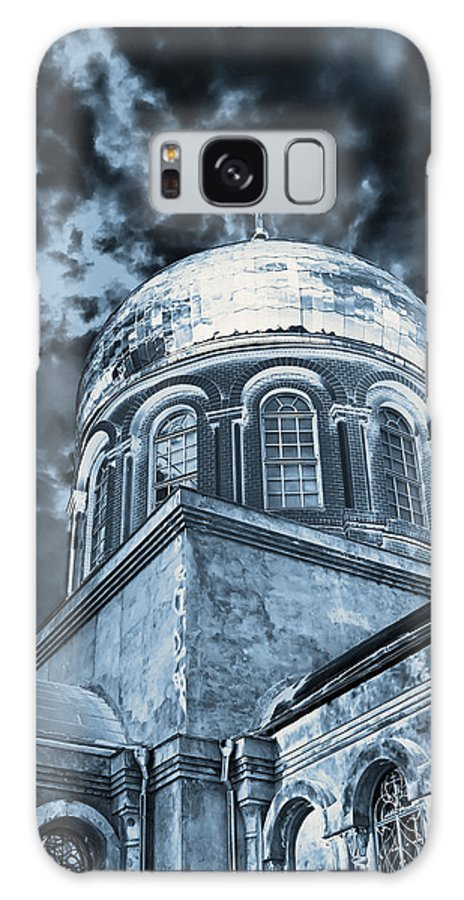 Architecture Galaxy S8 Case featuring the photograph Church2 by Svetlana Sewell