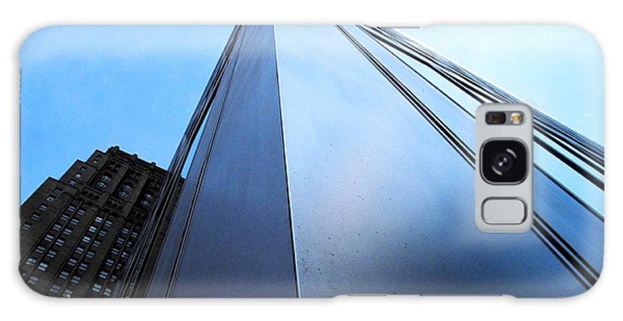 Cibc Galaxy S8 Case featuring the photograph Cibc by Ian MacDonald