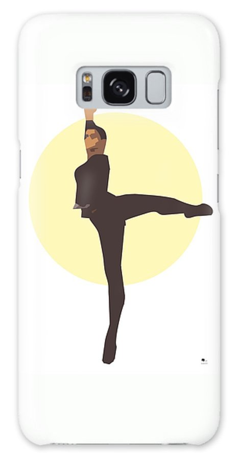 Dancer Galaxy S8 Case featuring the digital art Classic Ballet Dancer by Joaquin Abella