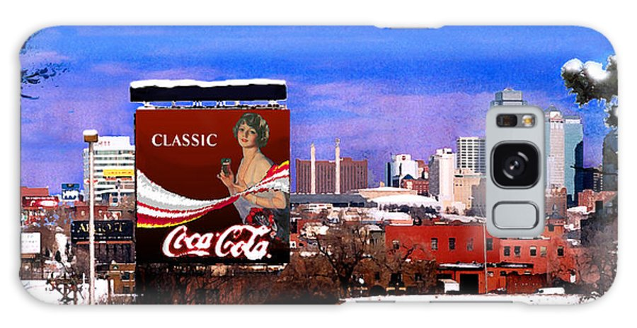 Landscape Galaxy Case featuring the photograph Classic by Steve Karol