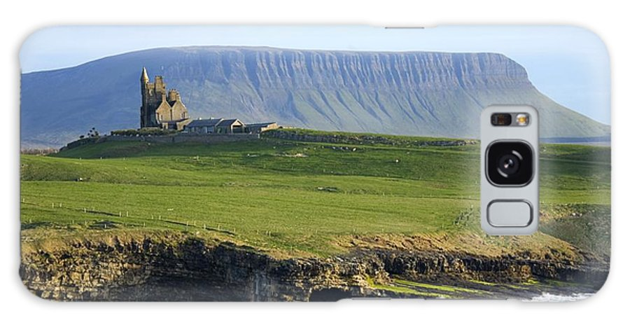 Outdoors Galaxy S8 Case featuring the photograph Classiebawn Castle, Mullaghmore, Co by Gareth McCormack