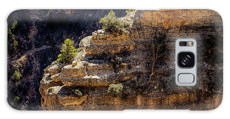 Cliff Dwellers Galaxy S8 Case featuring the photograph Cliff Dwellers by Jon Burch Photography