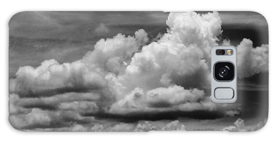Clouds Galaxy S8 Case featuring the photograph Clouds I I by Jim Smith