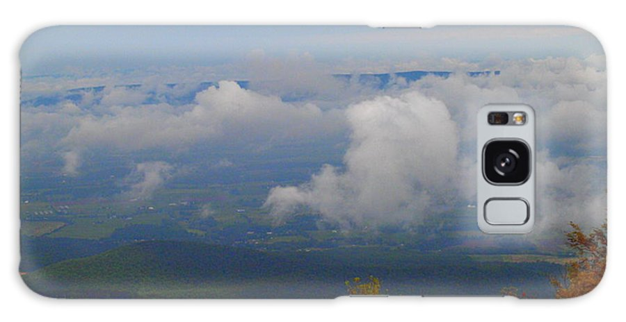 Clouds Galaxy S8 Case featuring the photograph Clouds Over The Shanendoahs by Tammy Bullard