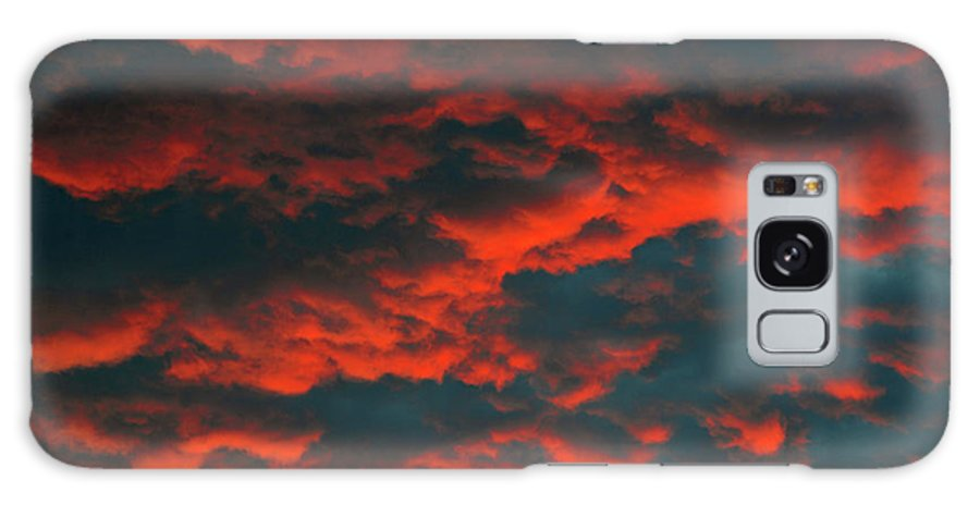 Cloudscape Galaxy S8 Case featuring the photograph Cloudscape A1 by David Lee Thompson