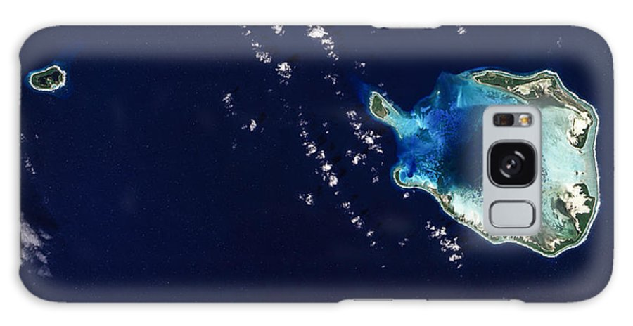 3scape Galaxy S8 Case featuring the photograph Cocos Islands by Adam Romanowicz