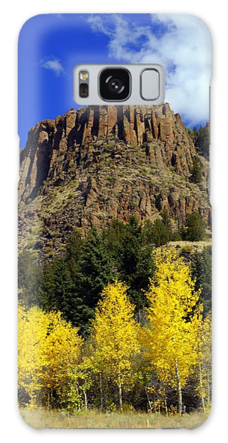 Colorado Galaxy S8 Case featuring the photograph Colorado Butte by Marty Koch
