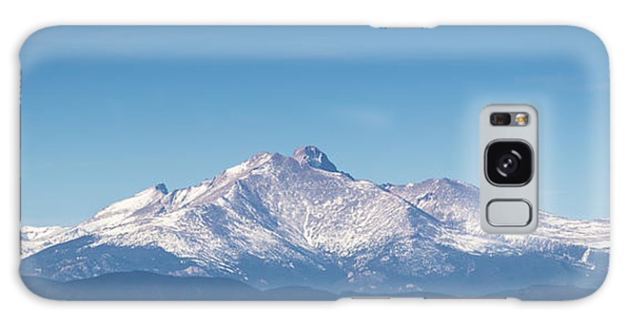 Mountains Galaxy S8 Case featuring the photograph Colorado Mountains by Connor West