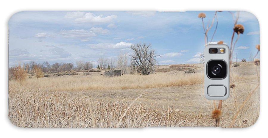 Colorado Galaxy S8 Case featuring the photograph Colorado Plains by Margaret Fortunato