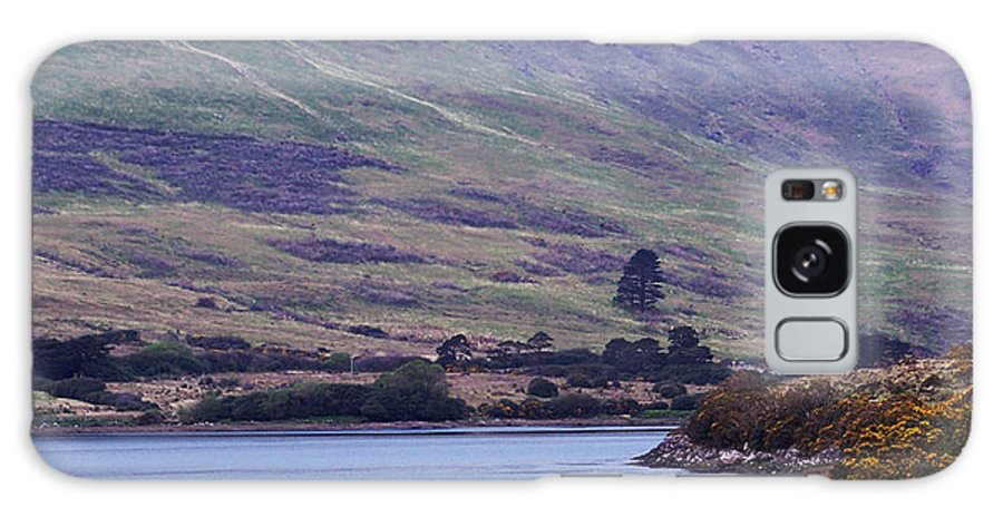 Landscape Galaxy Case featuring the photograph Connemara Leenane Ireland by Teresa Mucha