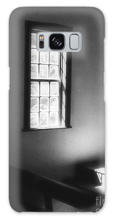 Window Galaxy S8 Case featuring the photograph Contemplation by RC DeWinter